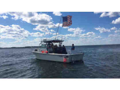 Agawam Boats and Fishing Charters Two Hour Private Boat Trip