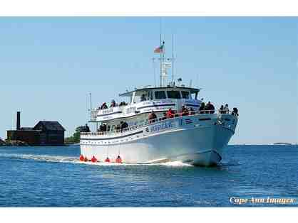 Cape Ann Whale Watch Tickets for Two
