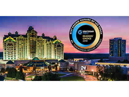 Foxwoods Resort Casino Deluxe Hotel Overnight Stay