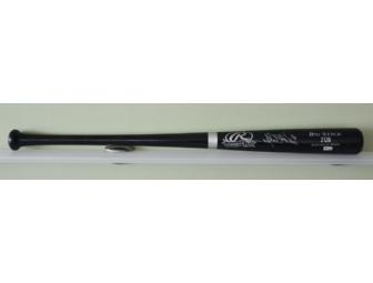 Autographed Washington Nationals Bat by Adam LaRoche
