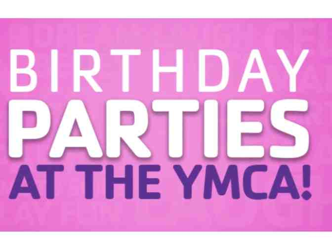 Birthday Party at the Wendell P Clark Memorial YMCA in Winchendon, MA - Photo 1