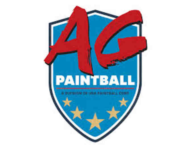 AG Paintball - Ten Free Play Passes - Photo 1