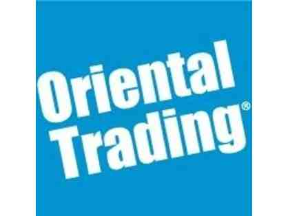 Oriental Trading Company - $25 Gift Certificate