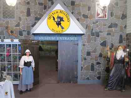 Salem Witch Museum - Admission for up to 6 adults