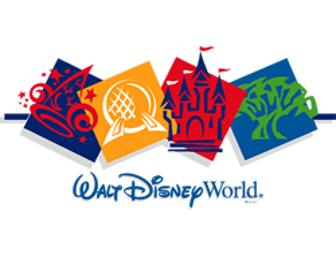 4 Walt Disney World one-day hopper passes!