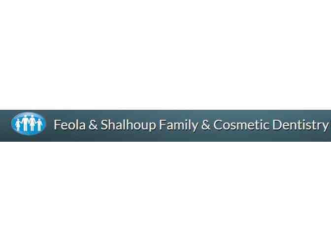ZOOM Whitening with Feola & Shalhoup