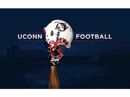 10 Tickets to UCONN Football in Geno Auriemma's Luxury Suite