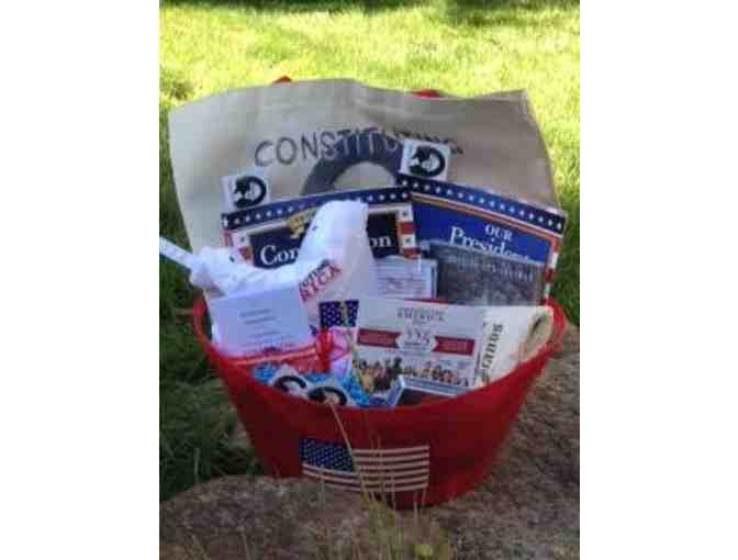 'A Mount Vernon Gift Basket' created by Our Very Own Jeanette Kraynak!