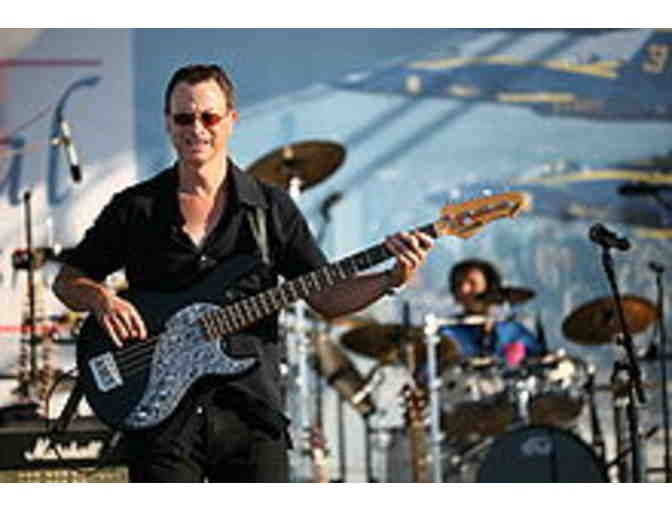 Dance at the Sky Ball Concert on Nov. 10th at DFW Airport & Visit Gary Sinise!  4 Tickets!