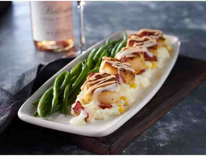 Elegant Simplicity at 'Bonefish Grill' with Locations Across the U.S.! $50 Gift Card!