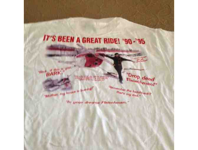 T-Shirt Janine Turner Created At End of Filming of Northern Exposure! LAST ONE!