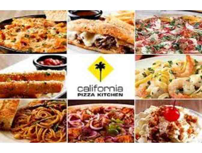 California Pizza Kitchen $50 Gift Card!    (Great Gift to Give!)