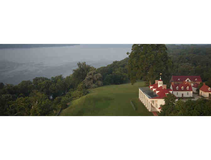 Mt. Vernon VIP Tour with Cathy Gillespie & Lunch at the Mt. Vernon Inn Restaurant!