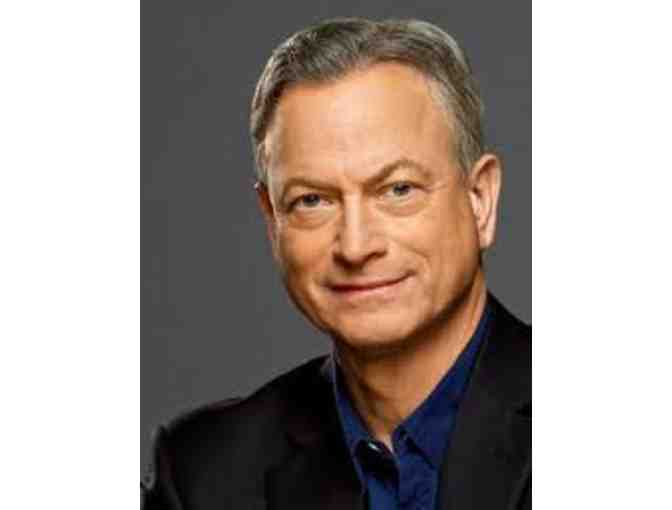 Gary Sinise Donates a Stellar Gift Bag Honoring Our Veterans!  Autographed! - Photo 5
