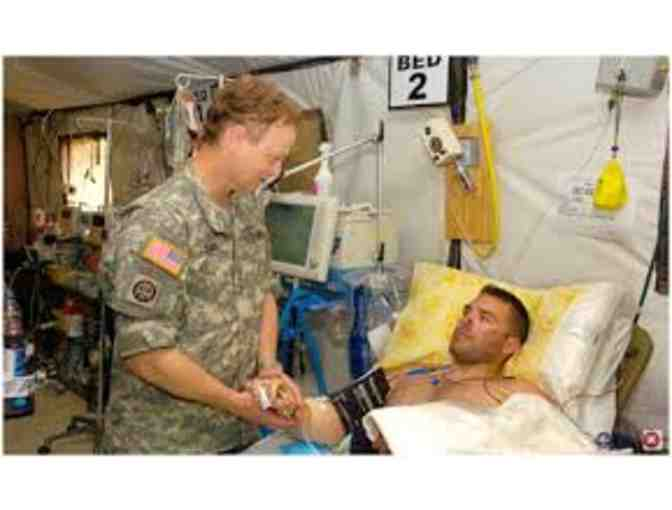 Gary Sinise Donates a Stellar Gift Bag Honoring Our Veterans!  Autographed! - Photo 7
