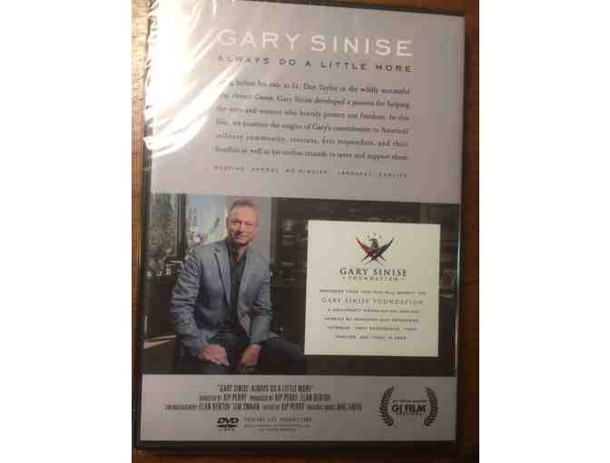 Gary Sinise Donates a Stellar Gift Bag Honoring Our Veterans!  Autographed! - Photo 13