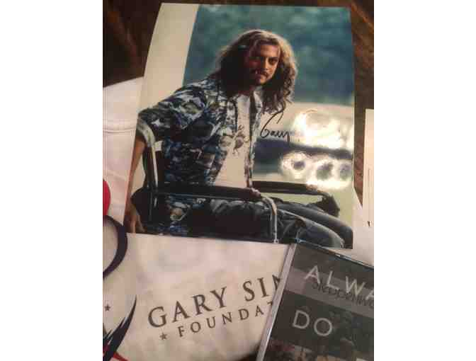 Gary Sinise Donates a Stellar Gift Bag Honoring Our Veterans!  Autographed! - Photo 17