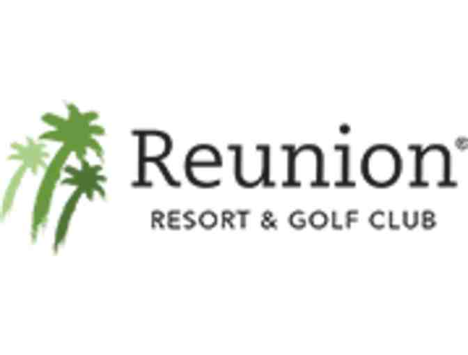 Reunion Resort & Golf Course in Kissimmee, FL