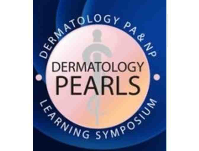 2020 Dermatology PEARLS Conference Registration
