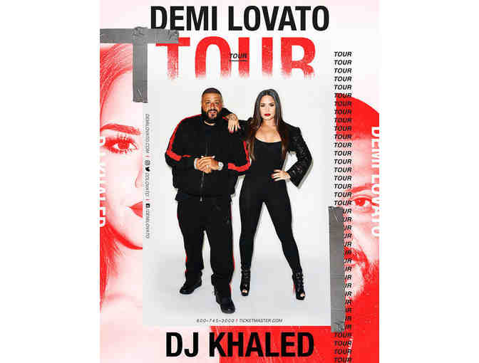 Demi Lovato and DJ Khaled Concert - Photo 1