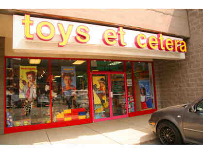 $25 Gift Card to Toys Et Cetera