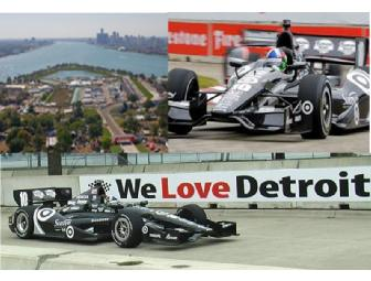 Fantastic 2013 Chevrolet Detroit Belle Isle Grand Prix Ticket Package - Photo 1