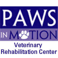 Paws in Motion Veterinary Rehabilitation Center