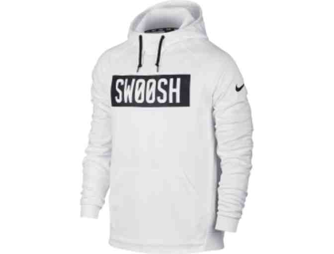 Nike Men's Large Therma Bar Swoosh Hoodie - Photo 1