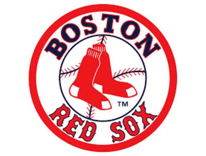 4 Boston Red Sox Field Box Tickets for Saturday, April 15th - Photo 1