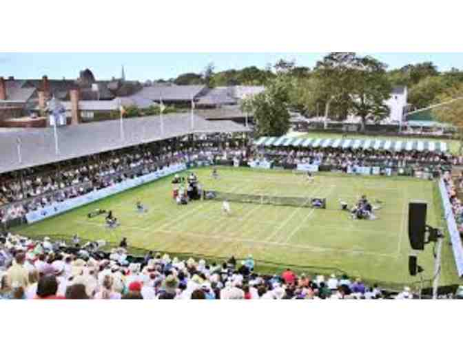 Hall of Fame Tennis Championships:  Two tickets and Museum Admission - Photo 3