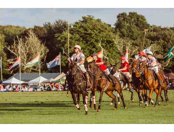 10 Lawn Tickets to Newport Polo - Photo 1
