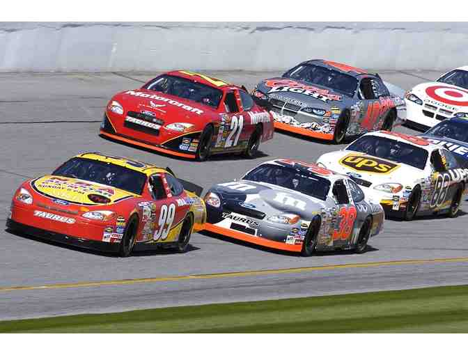 NASCAR Sprint Cup Premium Tickets for 2 with 3 Days/ 2 Nights Accommodations (land only) - Photo 1