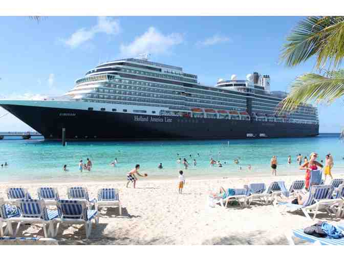 Holland America Line Cruise to Alaska, the Caribbean, Mexico or Canada/New England  for 2! - Photo 2