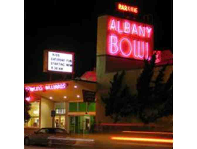 Bowling Party at Albany Bowl in Albany, CA