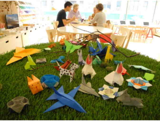 Admission to One Class at Taro's Origami Studio in Oakland