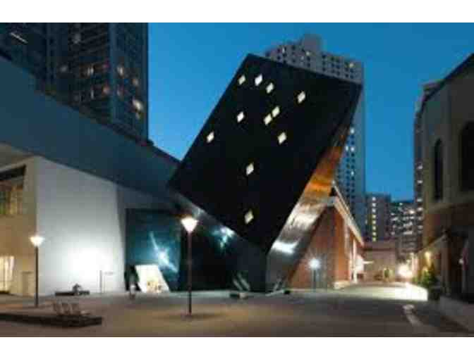 Passes for Four to the Contemporary Jewish Museum in San Francisco
