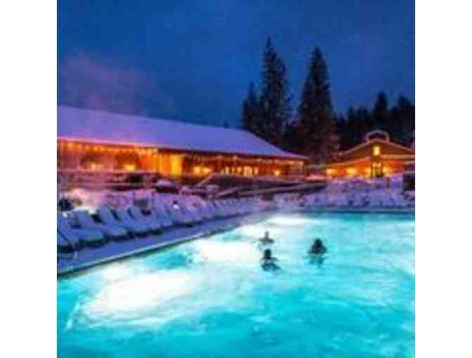 Two Night Stay at Rush Creek Lodge in Yosemite