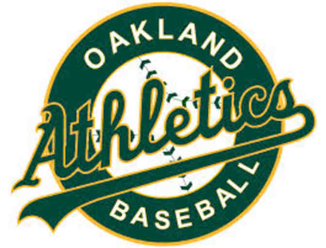 Four Box Suite Tickets for 2020 Oakland A's Home Game - Photo 1