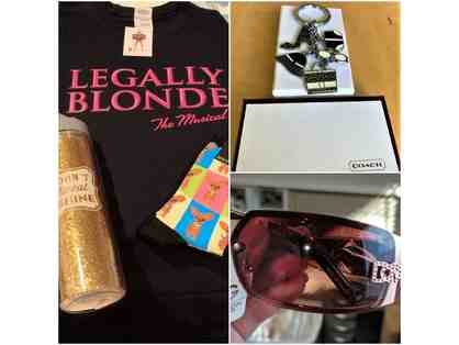 Legally Blonde Party Pack