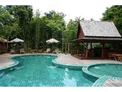 2 Night Stay for 2 at Marisa Resort and Spa in Chiang Dao, Thailand