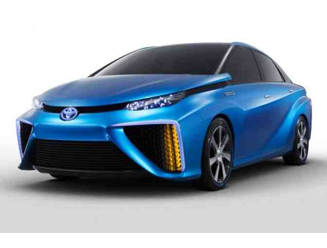 $100 Could Win You The Toyota Fuel Cell Vehicle! - Photo 2