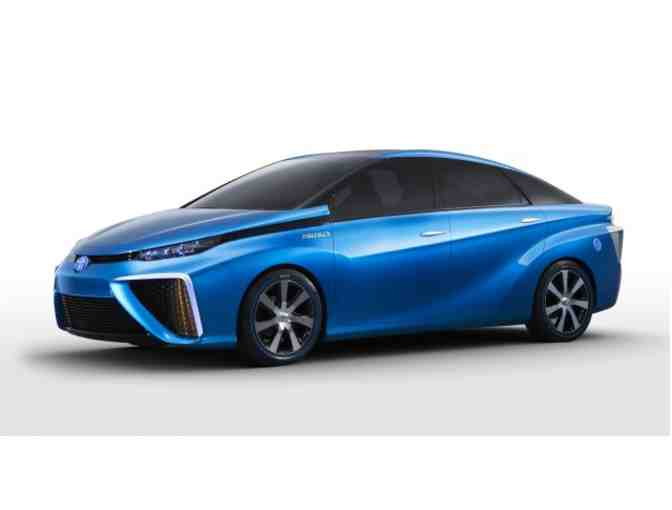 $100 Could Win You The Toyota Fuel Cell Vehicle! - Photo 1