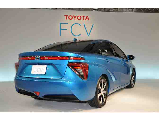 $100 Could Win You The Toyota Fuel Cell Vehicle! - Photo 3