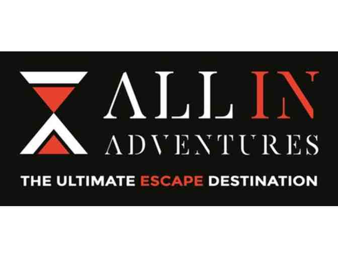 All-In Adventures Escape the Room - Photo 1