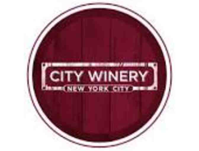 City Winery Wine Tasting for 2