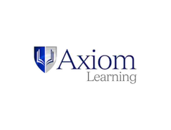 Axiom Learning - 1 assessment + 6 hours of one-on-one support