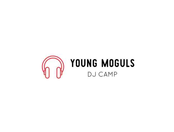 Young Moguls DJ Camp - 1 week of camp