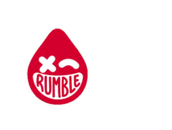 Rumble-Boxing - Gift Card for 5 Classes