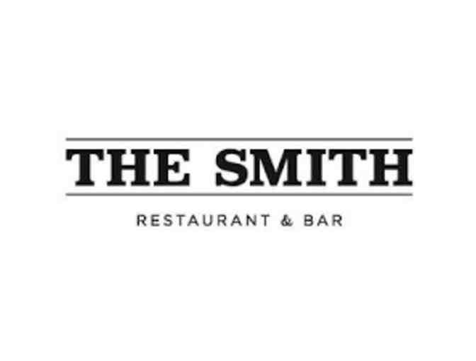 The Smith Restaurant - $250 gift certificate