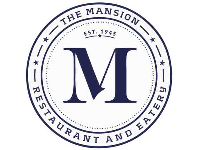 The Mansion Restaurant - $25 gift card